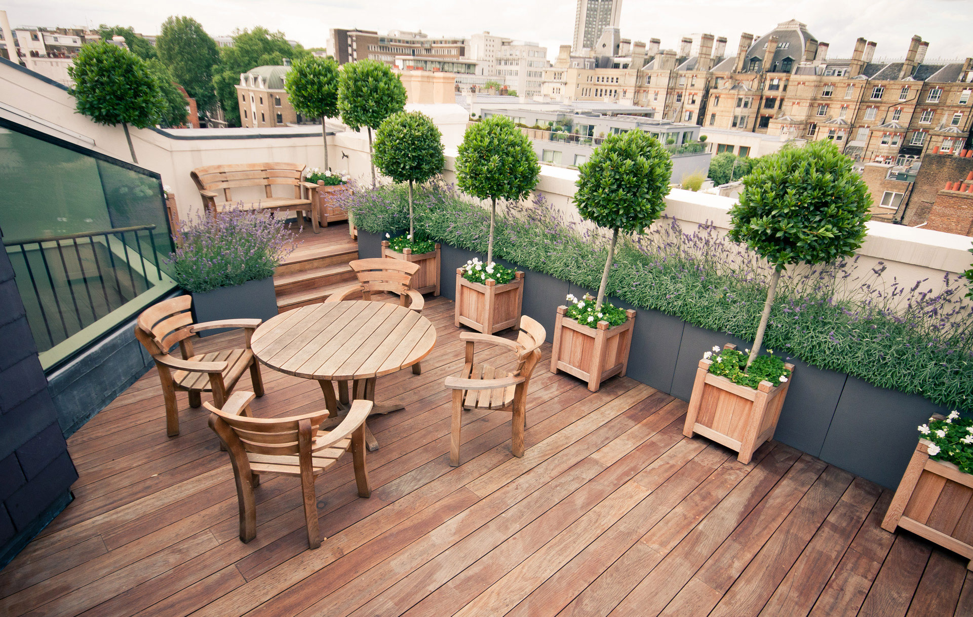 Revamp Your Boring Terrace With These Magnificent Roof ...